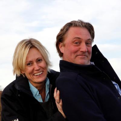 Haakon Thaule-Hatt og Cecilie Dalland