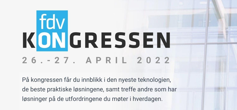 FDVkongressen (NB: kun digital påmelding)