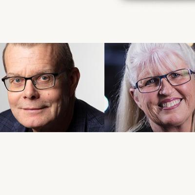 Kjell Arne Lie og Trine Aakermann