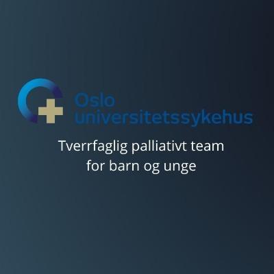 Palliativt team for barn og unge
