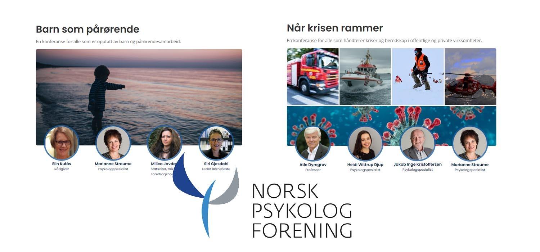 Konferanser godkjent av Norsk psykologforening